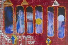 Duroc-Metro-Paris-100-x-140-cm-Oil-on-Canvas-2018