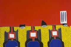 Richard-Wagner-Platz-Berlin-80-x-105-cm-Oil-on-Canvas-2018